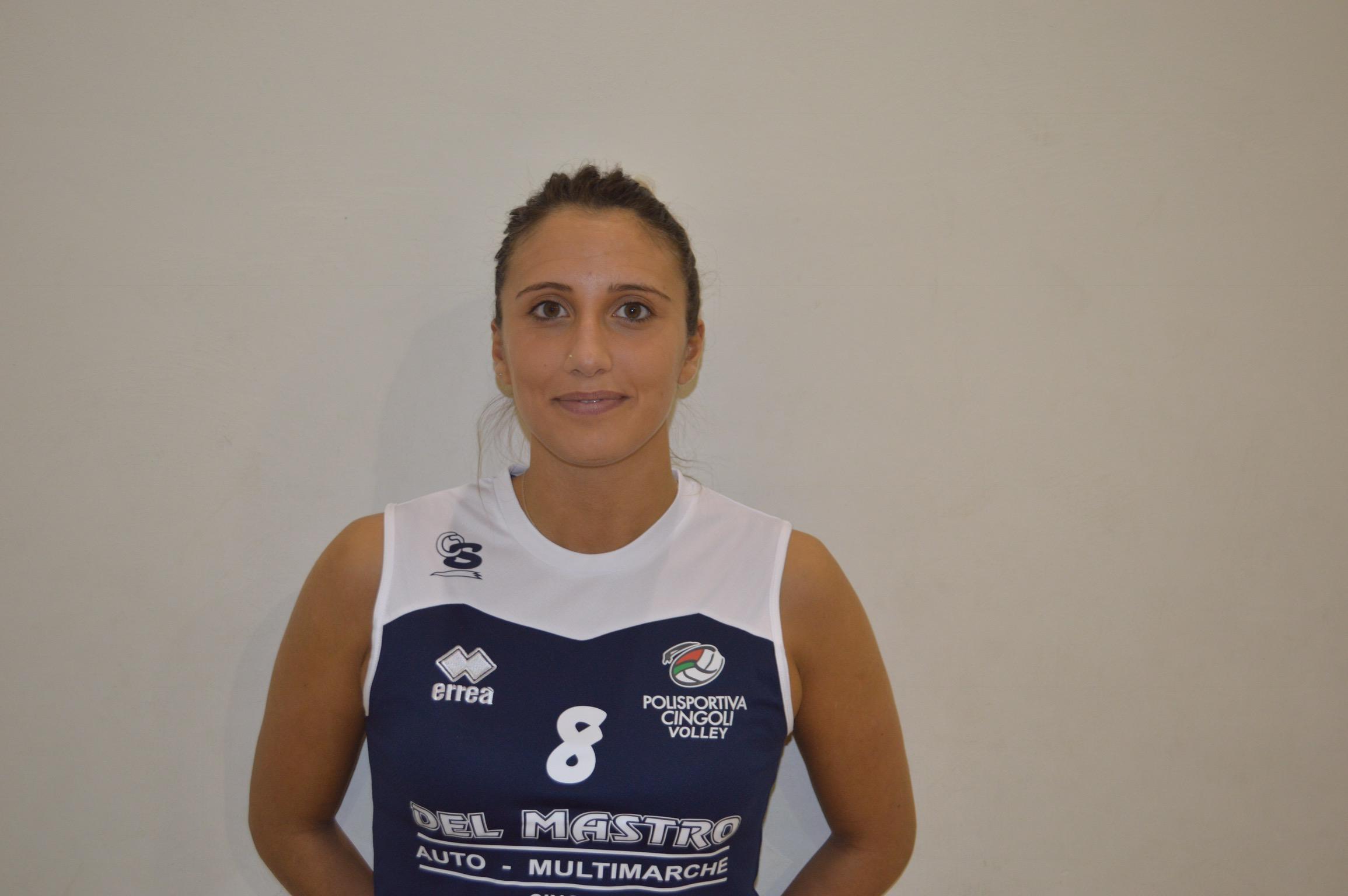 8 – Chiara Bartoloni : Centrale