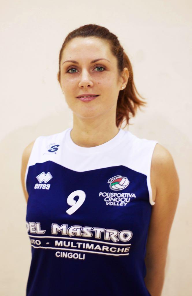 9 – Silvia Tittarelli : Schiacciatrice