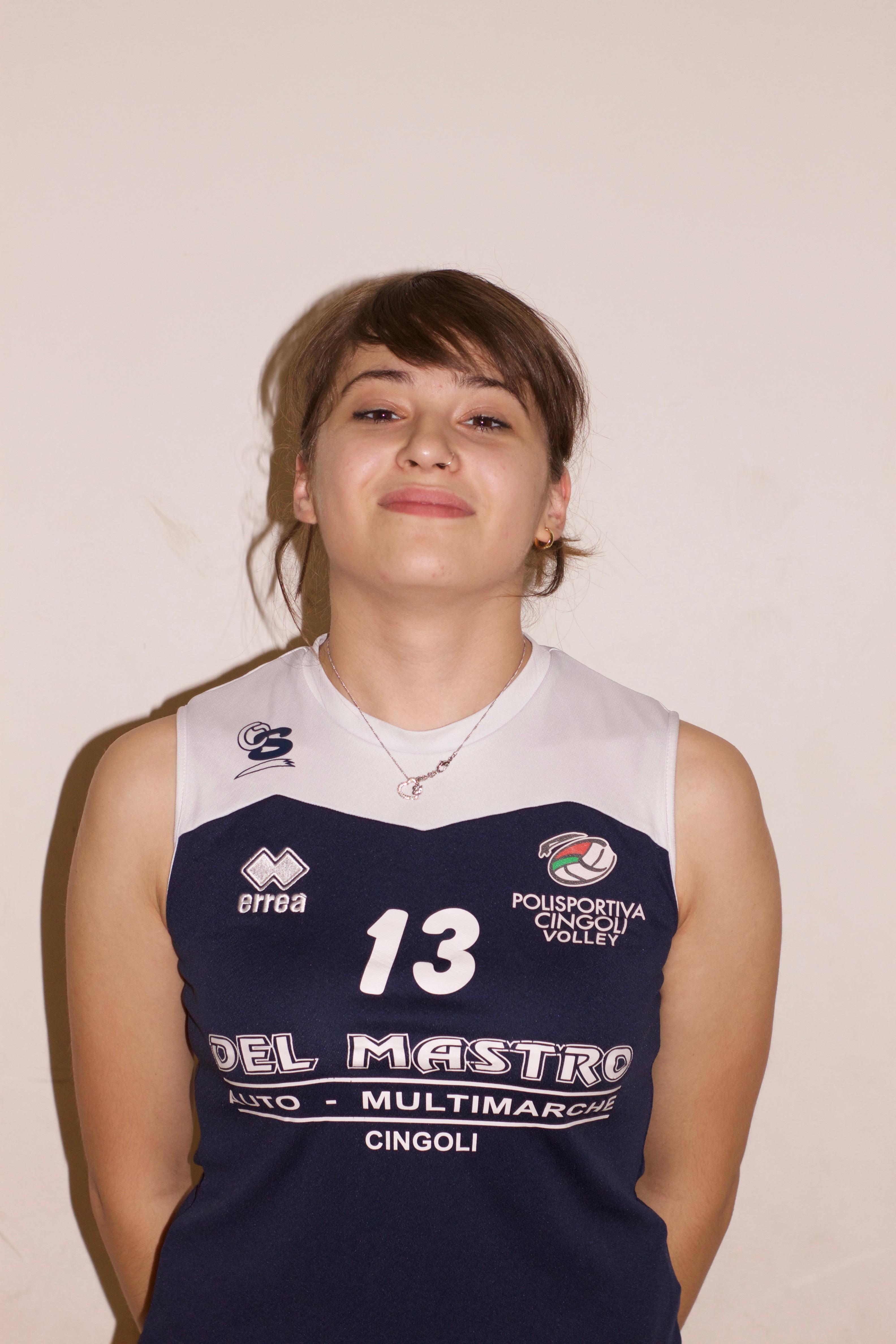 13 – Giulia Rotaru : Opposta