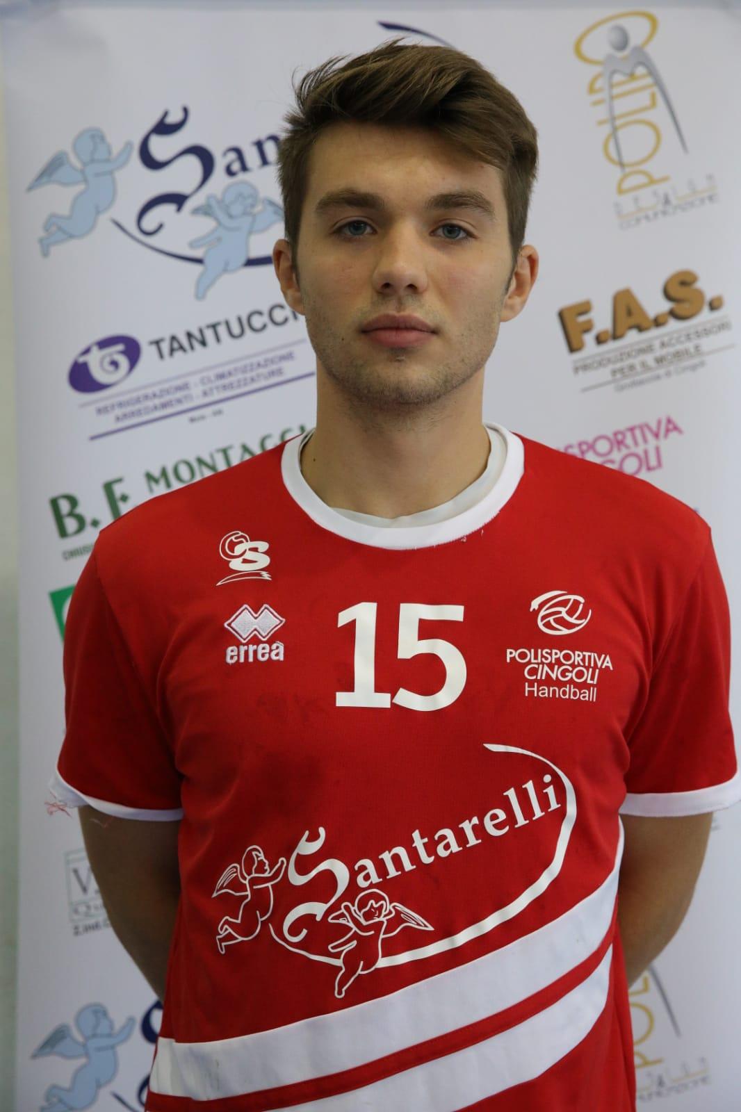 15 – Alexandru Rotaru : Terzino