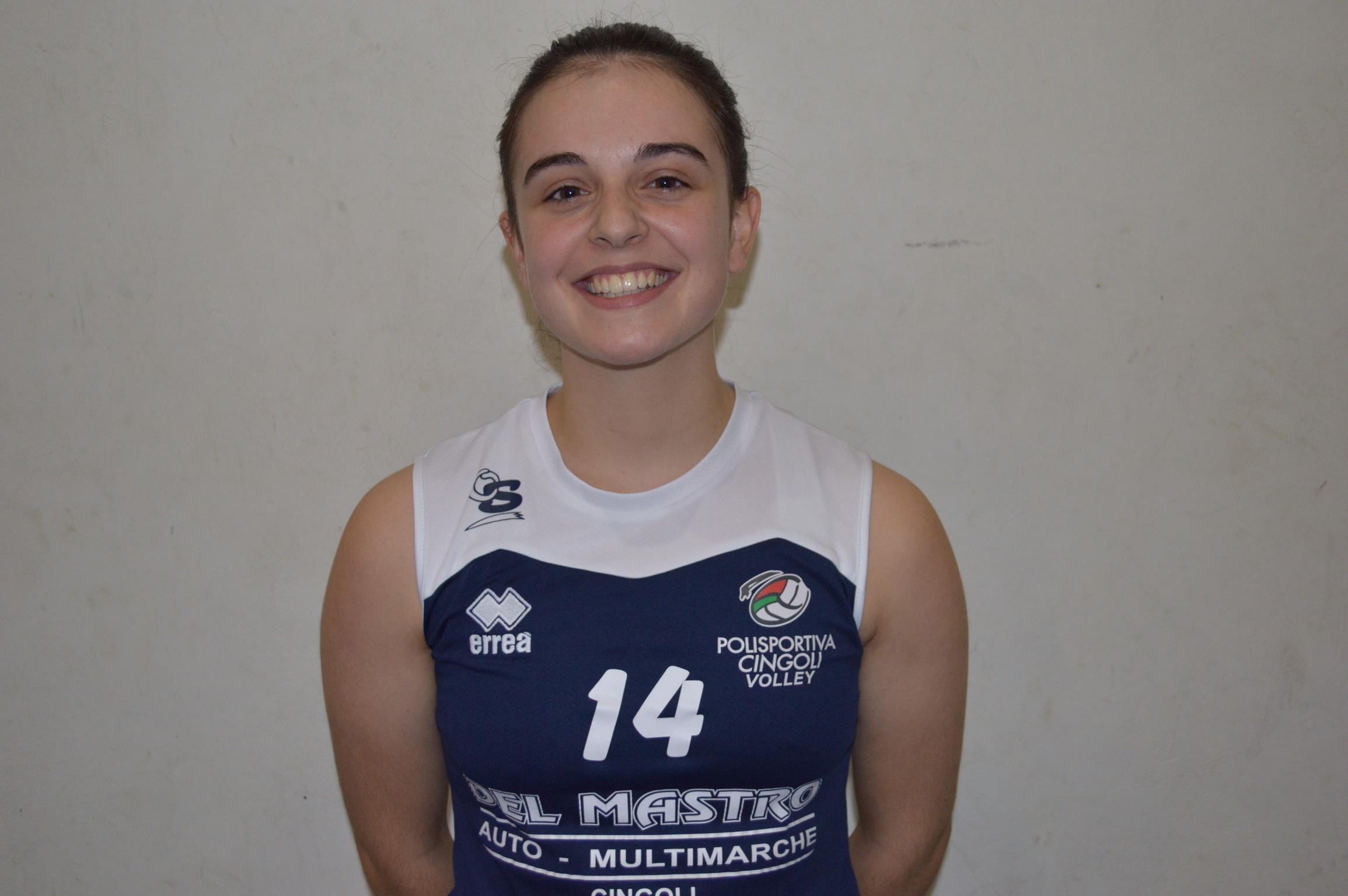 14 – Lucia Borsini : Alzatrice
