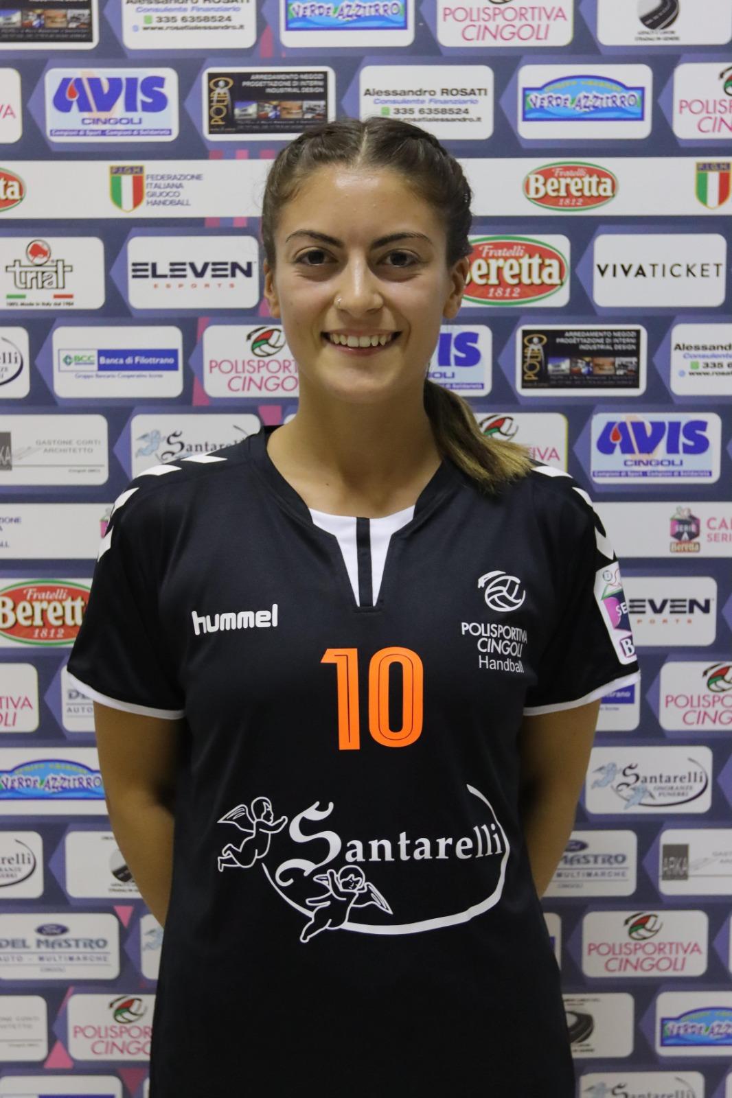 10 – Jessica Torelli : Centrale