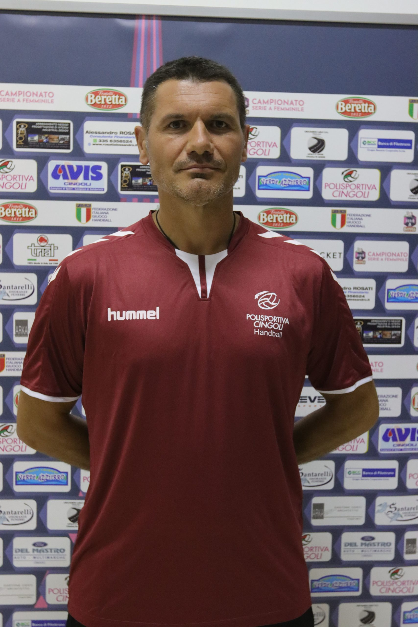 Giuliano Danti : Team Manager