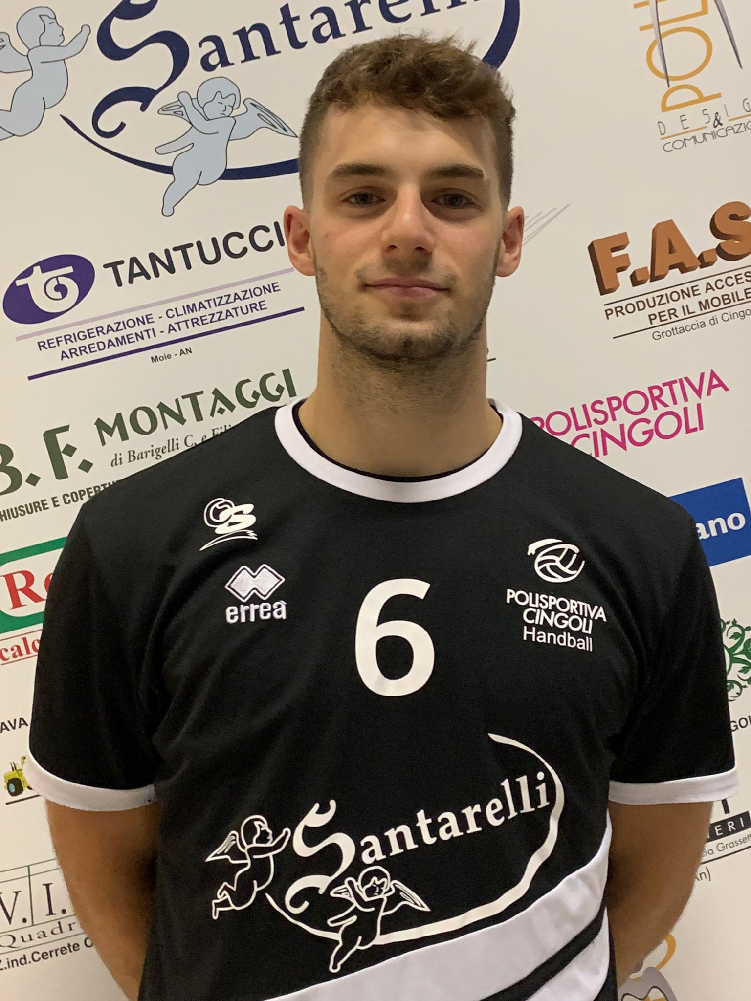 6 – Piero D'Benedetto : Terzino